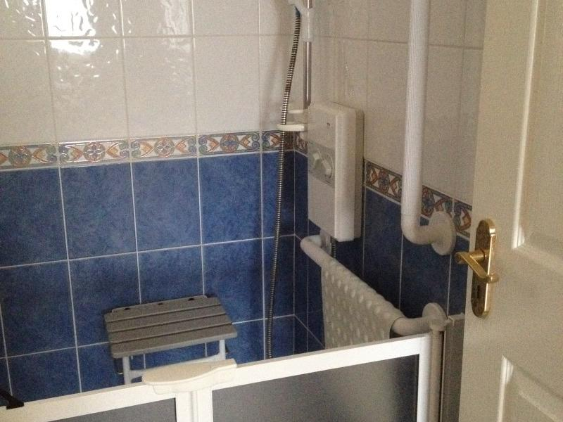 Downstairs Accessible Bathroom